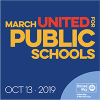 March United